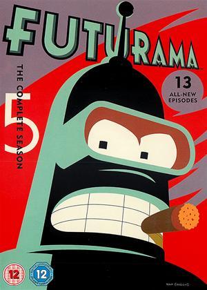 Futurama: Series 5 Online DVD Rental