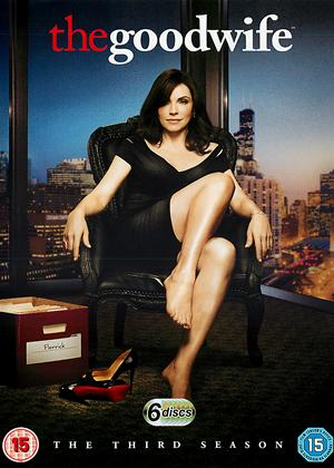 Rent The Good Wife: Series 3 Online DVD Rental