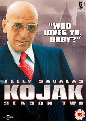 Rent Kojak: Series 2 Online DVD Rental