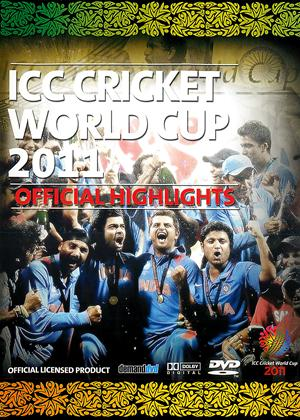 ICC Cricket World Cup 2011: Official Highlights Online DVD Rental