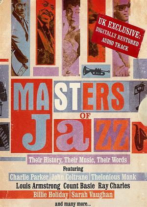 Masters of Jazz Online DVD Rental