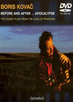 Boris Kovac: Music Films from the Land of Pannonia Online DVD Rental