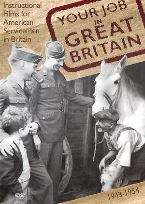 Rent Your Job in Great Britain Online DVD Rental