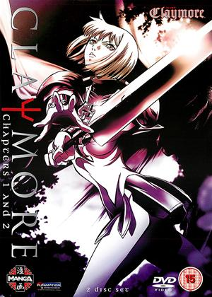 Rent Claymore: Vol.1 and 2 (aka Kureimoa) Online DVD Rental