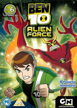 Rent Ben 10: Alien Force: Vol.6 Online DVD Rental