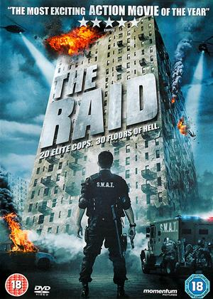 The Raid Online DVD Rental