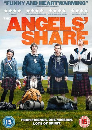 The Angels' Share Online DVD Rental