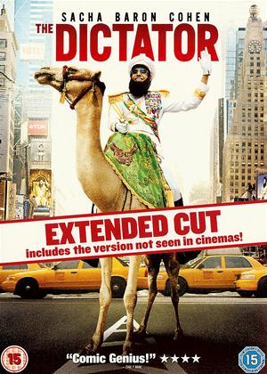 The Dictator Online DVD Rental