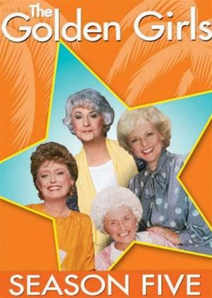 The Golden Girls: Series 5 Online DVD Rental