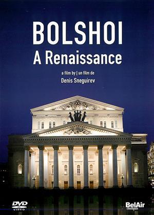 Bolshoi: A Renaissance Online DVD Rental