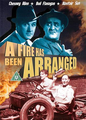 Rent A Fire Has Been Arranged Online DVD Rental