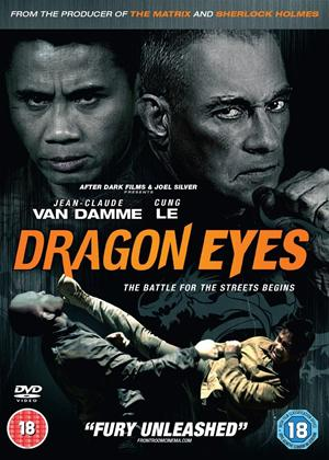 Dragon Eyes Online DVD Rental