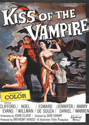 Kiss of the Vampire Online DVD Rental
