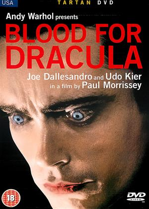 Blood for Dracula Online DVD Rental