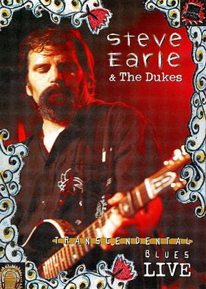 Rent Steve Earle and The Dukes: Transcendental Blues Online DVD Rental