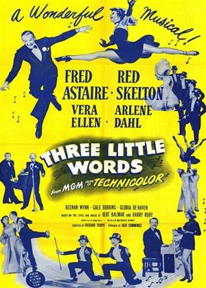 Rent Three Little Words Online DVD Rental