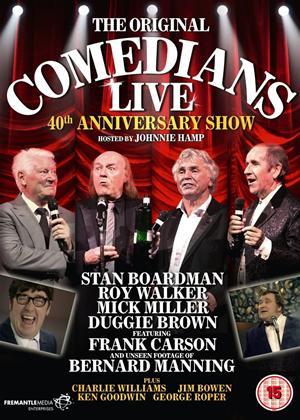 The Comedians: Live Online DVD Rental