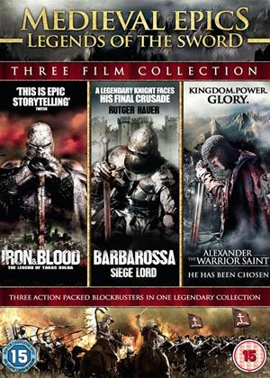 Medieval Epics: Legends of the Sword Collection Online DVD Rental