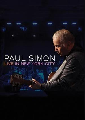 Rent Paul Simon: Live in New York City Online DVD Rental