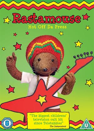 Rastamouse: Hot Off Da Press Online DVD Rental