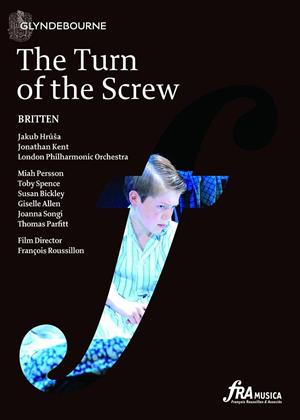Rent The Turn of the Screw: Glyndebourne Festival (Hrusa) Online DVD Rental