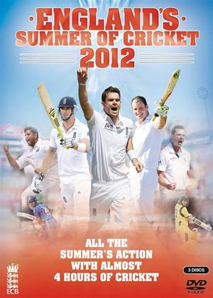 England's Summer of Cricket 2012 Online DVD Rental