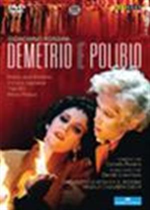 Rent Demetrio E Polibio: Rossini Opera Festival (Rovaris) Online DVD Rental