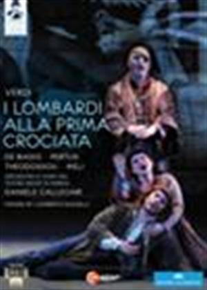 Rent I Lombardi: Parma Festival (Callegari) Online DVD Rental