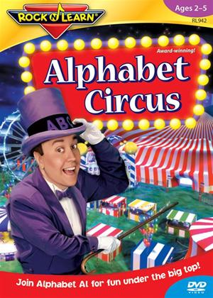 Rock N Learn: Alphabet Circus Online DVD Rental