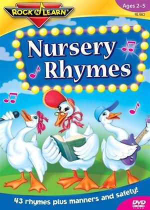 Rent Rock N Learn: Nursery Rhymes Online DVD Rental