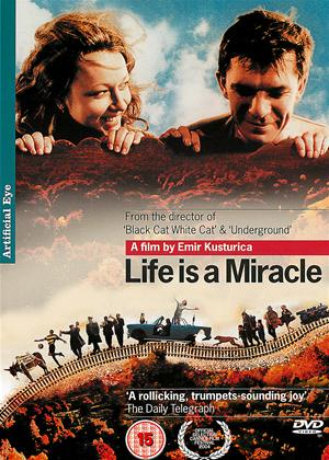 Rent Life is a Miracle (aka Zivot je cudo) Online DVD Rental