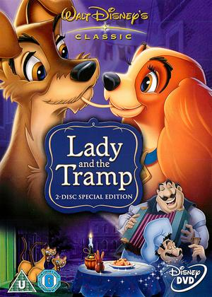 Lady and the Tramp Online DVD Rental