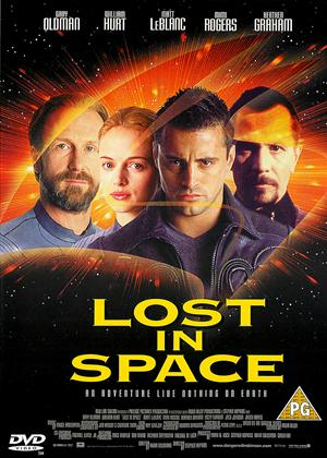 Lost in Space Online DVD Rental
