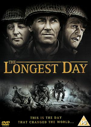 Rent The Longest Day Online DVD Rental