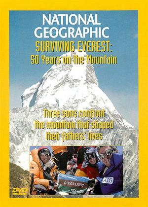 Surviving Everest: 50 Years on the Mountain Online DVD Rental