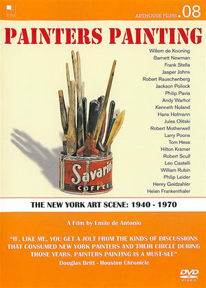 Painters Painting Online DVD Rental