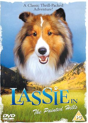 Lassie: In the Painted Hills Online DVD Rental