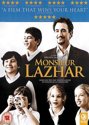 Monsieur Lazhar Online DVD Rental