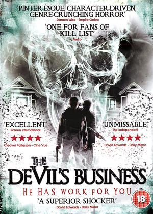 The Devil's Business Online DVD Rental