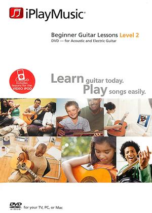 Rent iPlay Music: Beginner Guitar Lessons Level 2 Online DVD Rental