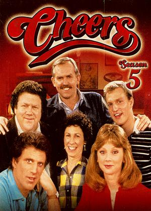 Cheers: Series 5 Online DVD Rental