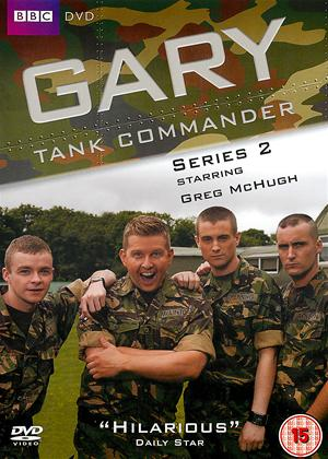 Rent Gary Tank Commander: Series 2 Online DVD Rental