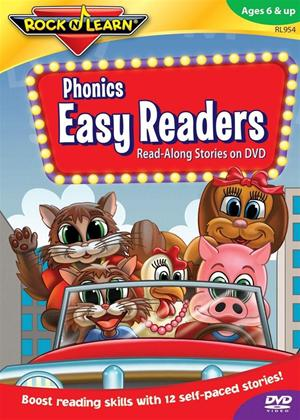 Rent Phonics: Easy Readers Online DVD Rental