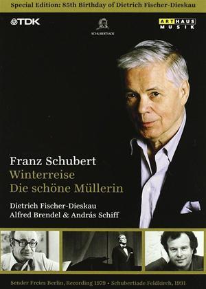 Rent Schubert: Winterreise/Die Schone Mullerin (Fischer-Dieskau) Online DVD Rental