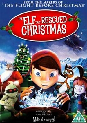 The Elf That Rescued Christmas Online DVD Rental