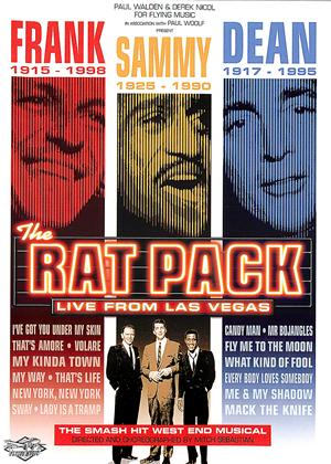 Rent The Rat Pack: Live from Las Vegas Online DVD Rental