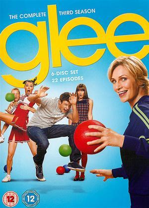 Rent Glee: Series 3 Online DVD Rental
