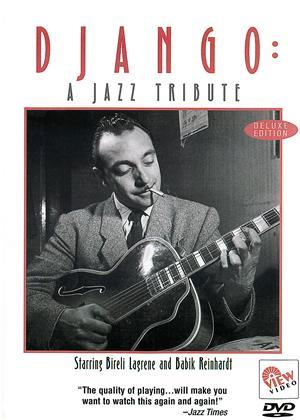 Django: A Jazz Tribute Online DVD Rental