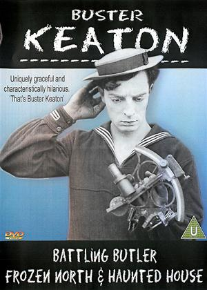 Buster Keaton: Battling Butler / Frozen North / Haunted House Online DVD Rental