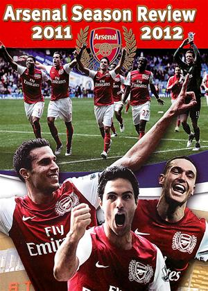 Rent Arsenal Season Review 2011/2012 Online DVD Rental